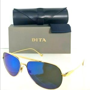 Brand New Authentic Dita Sunglasses FLIGHT 004